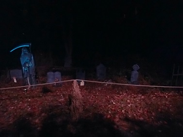 Cemetery night 2