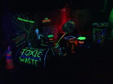 Toxic Waste night 3